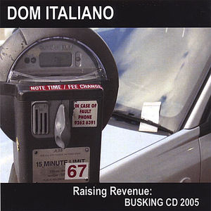 Raising Revenue: Busking CD 2005