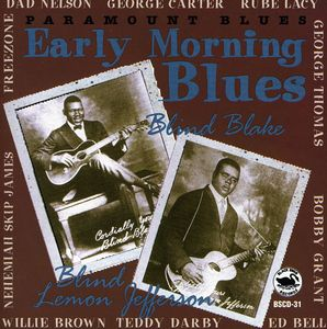 Paramount Blues: Early Morning Blues /  Various