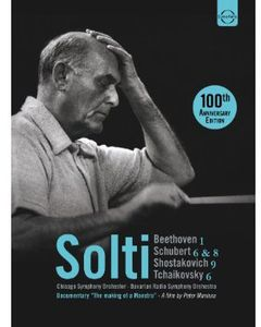 Solti: 100th Anniversary Edition