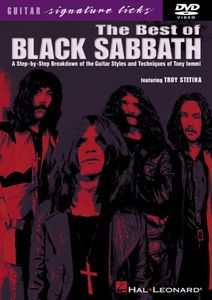 The Best Of Black Sabbath [Instructional]