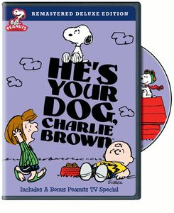 He's Your Dog Charlie Brown [Full Frame] [Deluxe Edition] [Remastered]