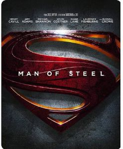 Man of Steel [Steelbook]
