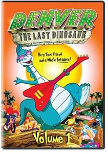 Denver the Last Dinosaur 1