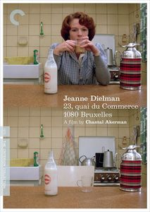 Jeanne Dielman, 23, Quai Du Commerce, 1080 (Criterion Collection)