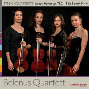 String Quartet No 61 /  String Quartet No 4