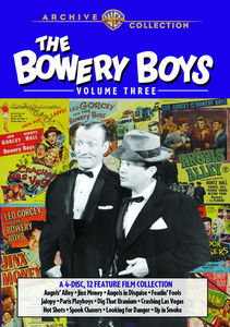 The Bowery Boys: Volume Three