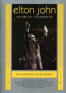 One Night Only: The Greatest Hits Live
