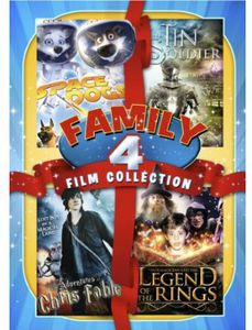Family Boxset (Space Dogs Chris Fable Tin Soldier)