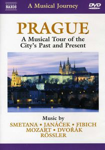 Musical Journey: Prague Musical Tour City's Past