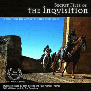 Secret Files Of The Inquisition (Original Soundtrack)