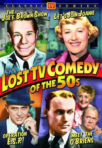 Lost Tv Comedy Of The 5o's [TV Shows] [B&W]