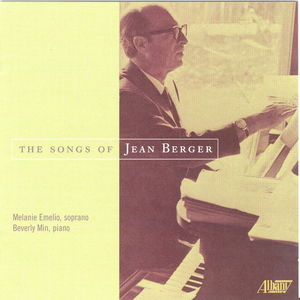 Songs of Jean Berger