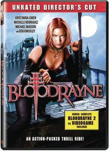 Bloodrayne [Widescreen] [Unrated] [2 Discs]