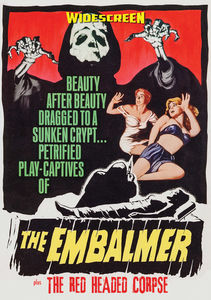 The Embalmer /  The Red-Headed Corpse