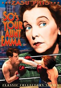 So's Your Aunt Emma [Meet The Mob] [Black and White]