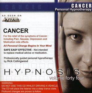 Hypnosis-Cancer Relief