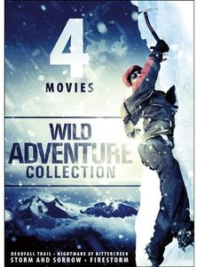 4 Movie Wild Adventure Collection