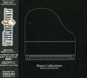 Final Fantasy Ix-Piano Collections (Original Soundtrack) [Import]