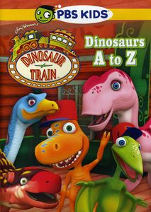Dinosaur Train: Dinosaur a to Z