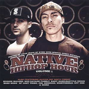 Native Hiphop Hour, Vol. 1