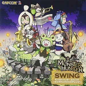 Monster Hunter Big Band Jazz A (Original Soundtrack) [Import]