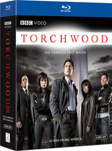 Torchwood: The Complete First Season