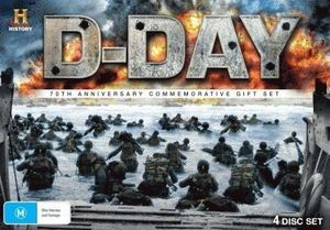 D-Day (70th Anniversary Commemorative Set)