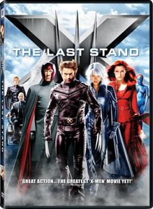 X-3: X-Men - The Last Stand [WS] [Sensormatic]