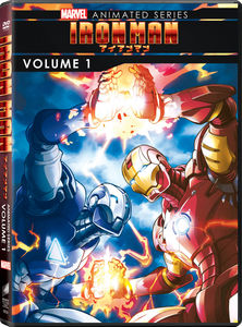 Marvel Iron Man: Animated Series, Vol. 1