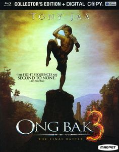 Ong Bak 3 [Widescreen] [Subtitled] [Dubbed] [Collector's Edition]