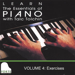 Learn the Essentials of Piano 4