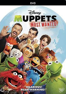 Muppets: Most Wanted