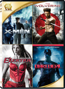 X-Men /  the Wolverine /  Elektra [Director's Cut]