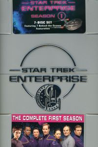 Star Trek - Enterprise: The Complete First Season