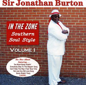 In The Zone: Southern Soul Style, Vol. 1