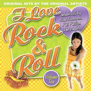 I Love Rock N Roll 10 /  Various