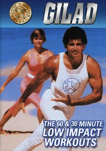 Gilad: 60 & 30 Min Low Impact Workouts [Exercise]