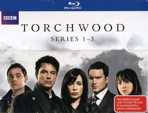 Torchwood: Seasons 1-3