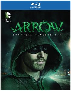 Arrow Seasons 1-3