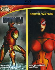 Marvel Knights: Iron Man/ Spider Woman [Double Feature] [WS]