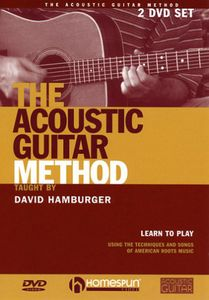 The Acoustic Guitar Method [2 Discs] [Instructional]