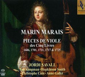 Pieces for Viol: Selections from the Five Books