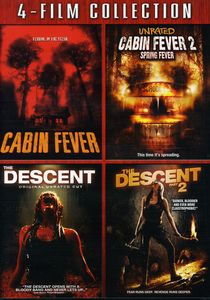 Cabin Fever 1&2 & Descent 1&2