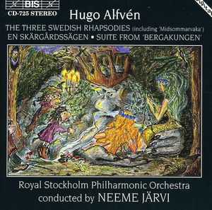 3 Swedish Rhapsodies