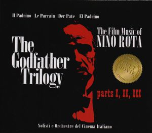 Godfather Trilogy (Original Soundtrack) [Import]