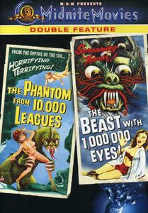 The Phantom From 10,000 Leagues /  The Beast With 1,000,000 Eyes