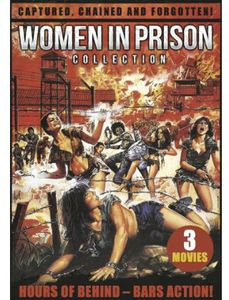Women In Prison Collection [3-movie Pack]