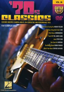 Guitar Play Along: 70s Classics, Vol. 26