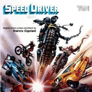 Speed Driver (Original Soundtrack) [Import]