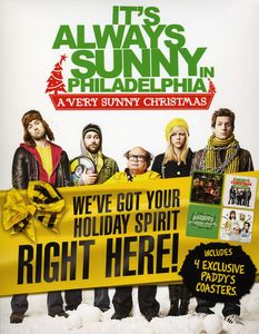 It's Always Sunny In Philadelphia: A Very Sunny Christmas [Widescreen] [Giftset] [With Set Of 4 Coasters]